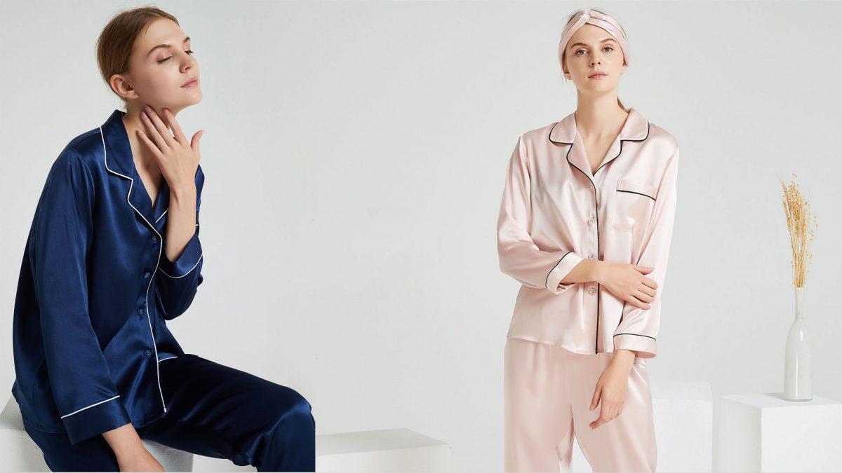 The Best Ladies Silk Nightwear